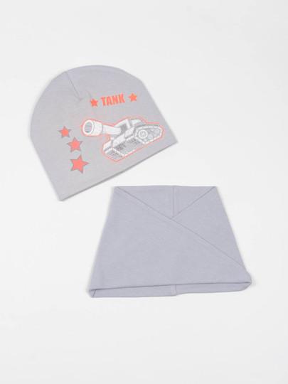 шапка+снуд