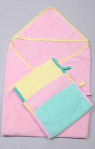 уголок+ 3 полотенца