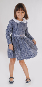 платье+съемный воротник