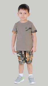 футболка+шорты